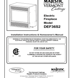 vermont castings def33 operating instructions [ 791 x 1024 Pixel ]