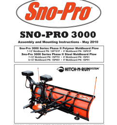 curtis 3000 specifications sno pro  [ 791 x 1024 Pixel ]