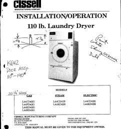 cissell dryer wiring diagram [ 791 x 1024 Pixel ]