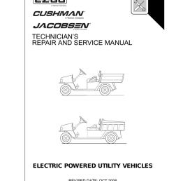 e z go terrain 1000 gas service manual [ 791 x 1024 Pixel ]