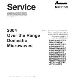 maytag mmv1153aab service manual [ 791 x 1024 Pixel ]