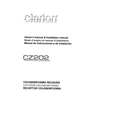 Clarion Dxz375mp Car Radio Wiring Diagram Ford Starter Cz200 28 Images