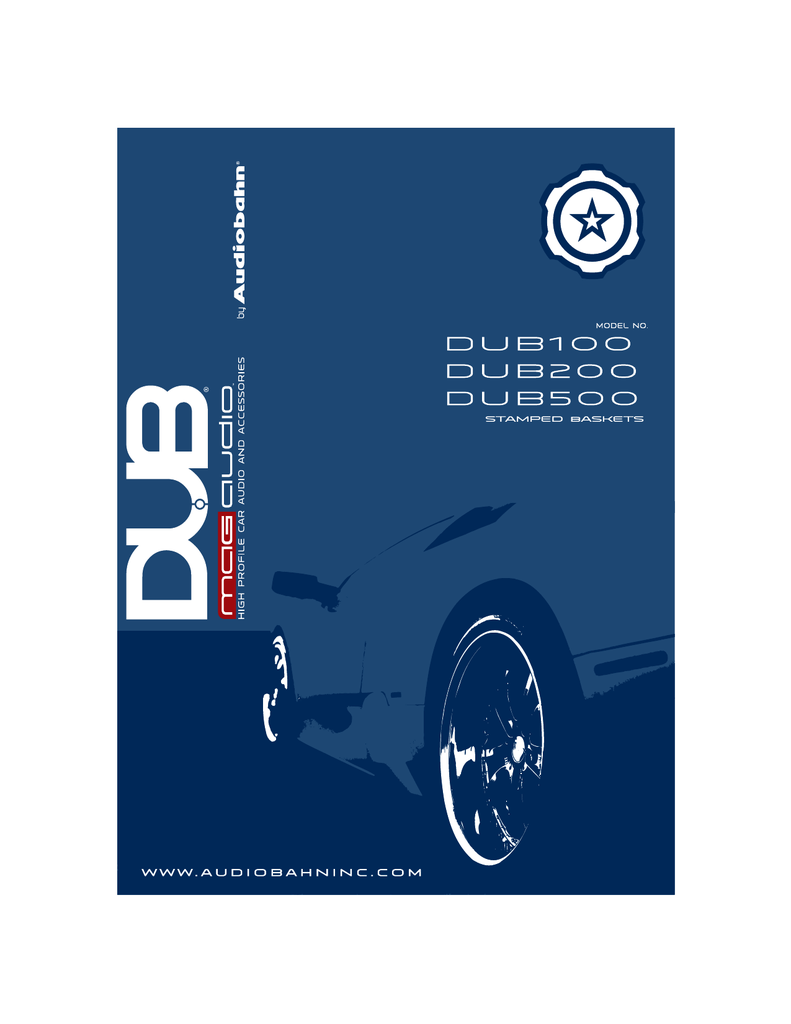 hight resolution of audiobahn dub200 specifications