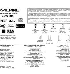 alpine cda 105 owner s manual manualzz com alpine wiring harness diagram  [ 1024 x 791 Pixel ]