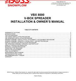 boss industries bullet 2 owner s manual [ 791 x 1024 Pixel ]