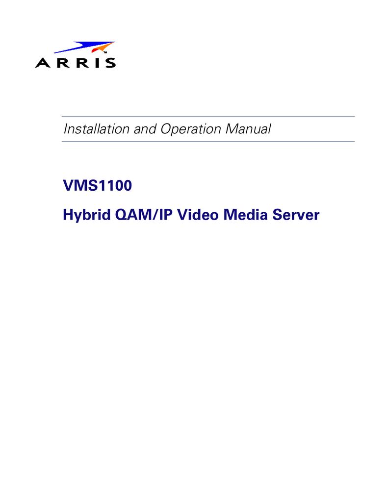medium resolution of arris ipc1100 user manual installation