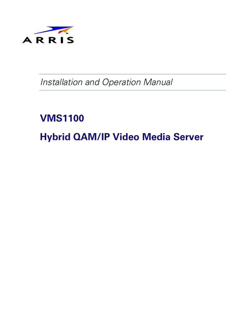 hight resolution of arris ipc1100 user manual installation