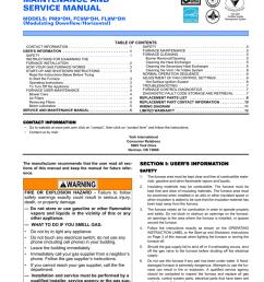 york international pm9 dh service manual [ 791 x 1024 Pixel ]