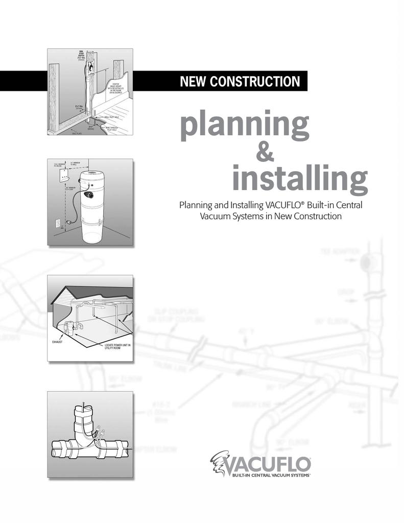 hight resolution of vacuflo true cyclonic 466q installation manual