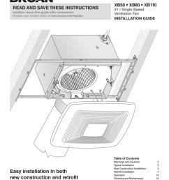 broan xb80 installation guide manualzz com broan wiring diagram install guide [ 791 x 1024 Pixel ]