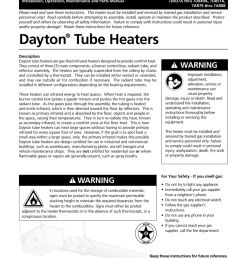 dayton 7d837a troubleshooting guide installation  [ 791 x 1024 Pixel ]