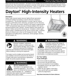 dayton 3e134e troubleshooting guide installation  [ 791 x 1024 Pixel ]
