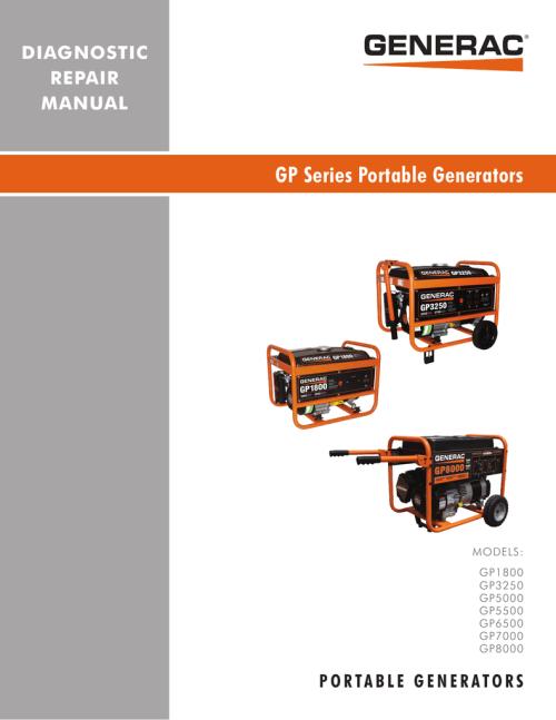 small resolution of raven gen 6500e repair manual