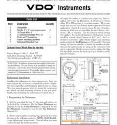 vdo tachometer wiring diagram wiring diagram database vdo tach wiring diagram usa [ 791 x 1024 Pixel ]