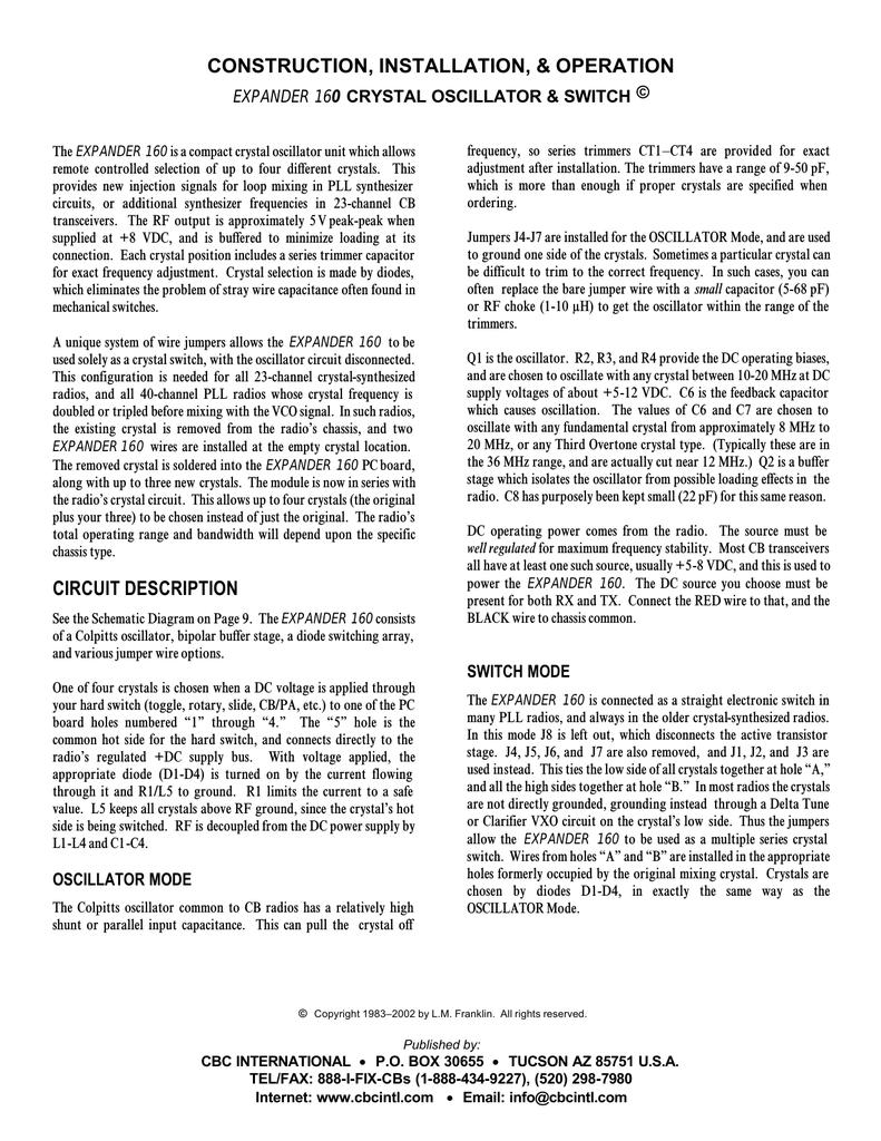 medium resolution of uniden ax 144 specifications