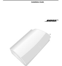 bose lifestyle 28 installation guide manualzz com bose lifestyle 28 wiring diagram [ 791 x 1024 Pixel ]