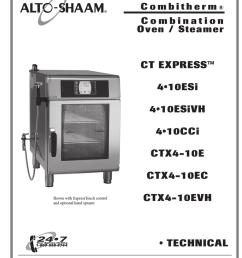 alto shaam 10 10 esi service manual [ 791 x 1024 Pixel ]