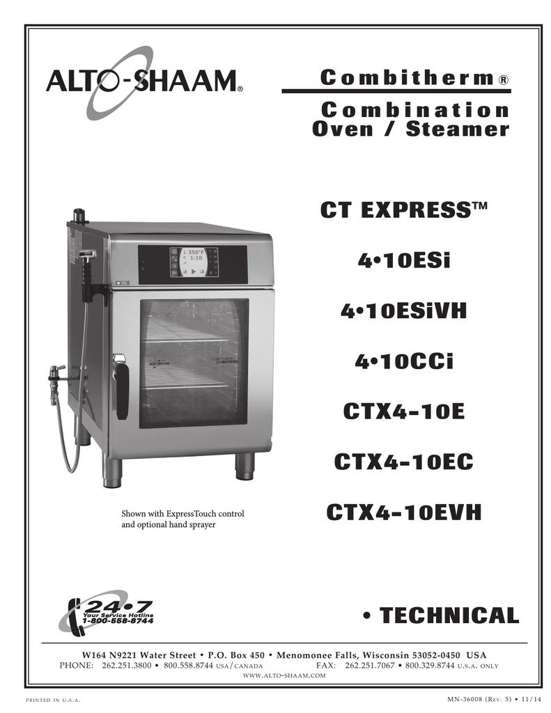 medium resolution of alto shaam 10 10 esi service manual