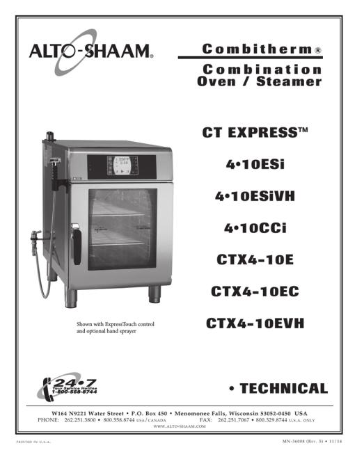 small resolution of alto shaam 10 10 esi service manual
