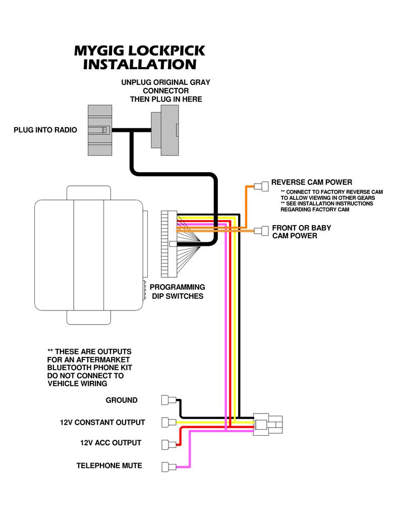 medium resolution of mygig lockpick instructions coastal electronic technology