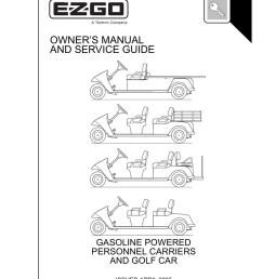 ezgo shuttle 6 owner s manual [ 791 x 1024 Pixel ]