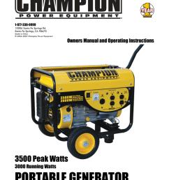 champion c40012 operating instructions [ 791 x 1024 Pixel ]