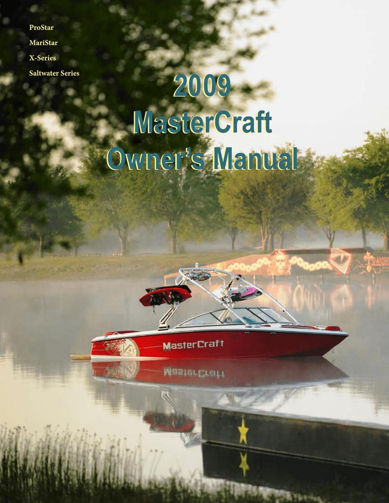 hight resolution of mastercraft prostar x14v owner s manual