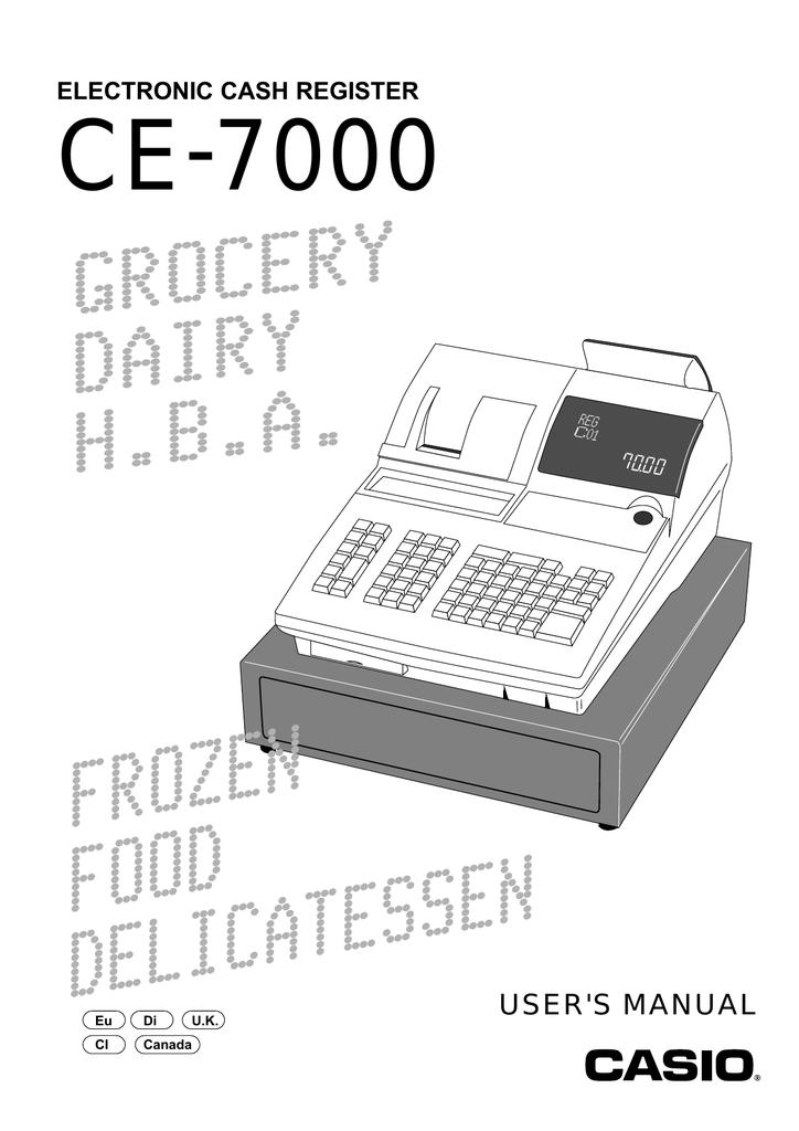 Casio Ms 310m User Manual
