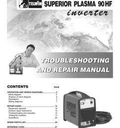 r tech plasma 60hf repair manual [ 791 x 1024 Pixel ]