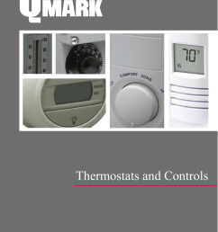 datasheet marley engineered products thermostats and controls marley engineered products thermostat wiring [ 791 x 1024 Pixel ]