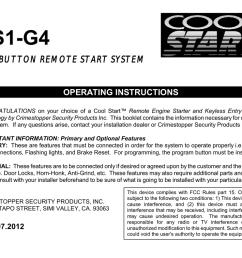 crimestopper rs 1 operating instructions [ 1024 x 791 Pixel ]