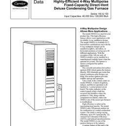 carrier gas furnace 58mxa product data [ 791 x 1024 Pixel ]