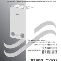 Worcester Greenstar Ri Wiring Diagram Leeson Dc Motor Bosch User Manual Manualzz Com