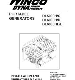 winco generator wiring diagram [ 791 x 1024 Pixel ]