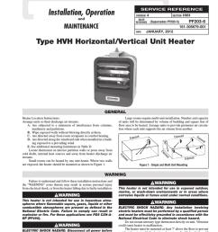 wiring diagram t8 ballast chromalox hvh 10 21 unit installation manualzz com on 208 3  [ 791 x 1024 Pixel ]