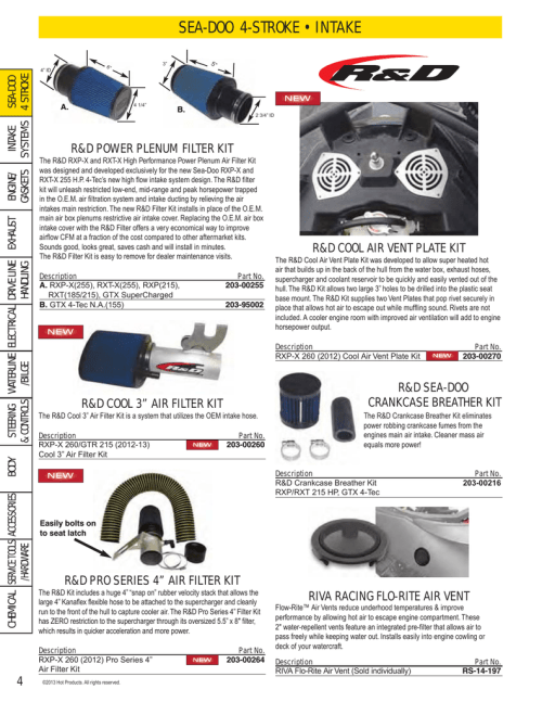 small resolution of seadoo gtx 4 tec series specifications