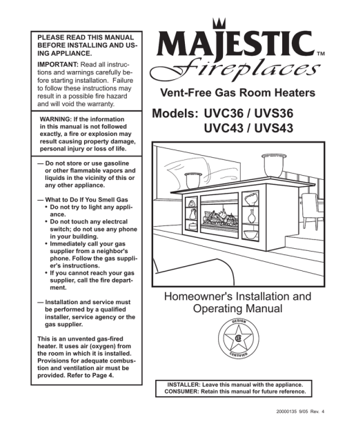 small resolution of vermont castings 820 operating instructions please read this manual