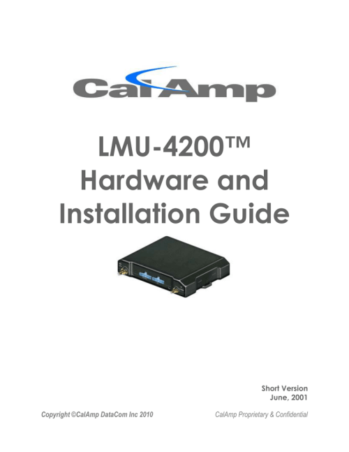 small resolution of calamp gps wiring diagram wiring diagram repair guides calamp gps wiring diagram