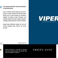 Directed Electronics 3100 Wiring Diagram 99 Miata Ecu Instruction Manual Manualzz Com