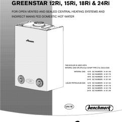 Worcester Greenstar Ri Wiring Diagram Light Sensitive Switch Circuit Instruction Manual Manualzz Com