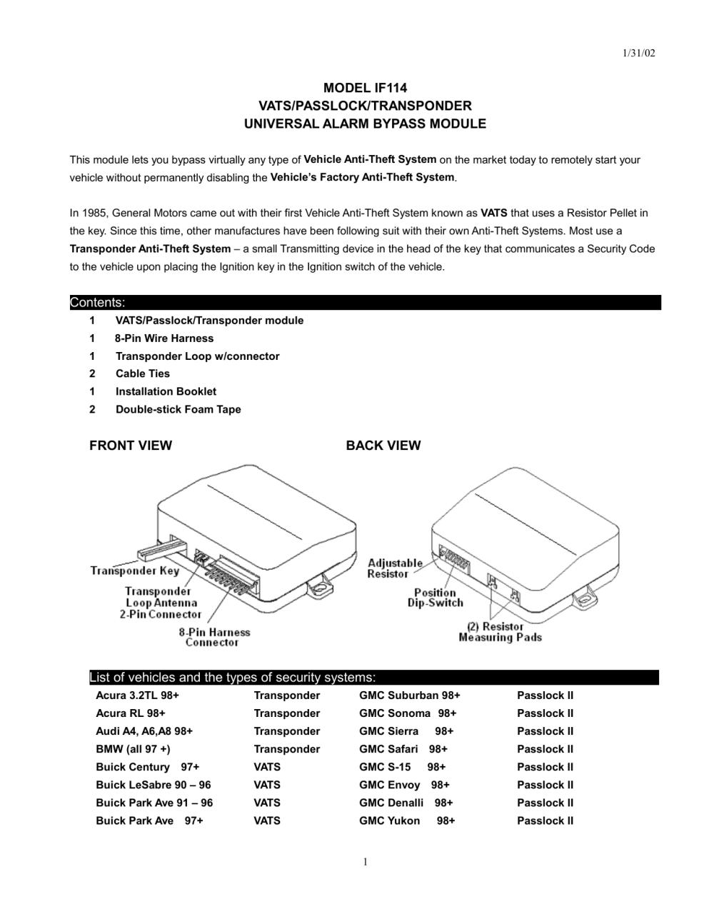 medium resolution of 97 buick lesabre vats wiring diagram wiring diagram centre 97 buick lesabre vats wiring diagram