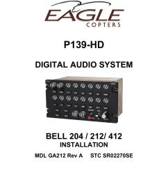 eagle p139 hd installation manual [ 791 x 1024 Pixel ]