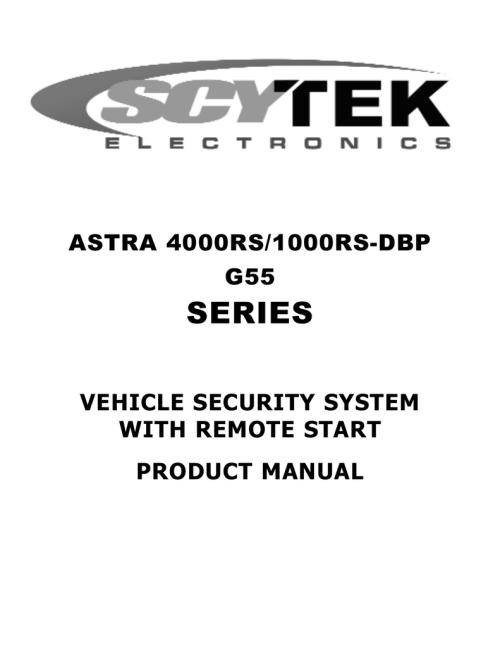 small resolution of scytek electronic 600 product manual