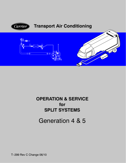 small resolution of carrier gen iv service manual