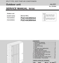 mitsubishi air conditioning wiring [ 768 x 1024 Pixel ]