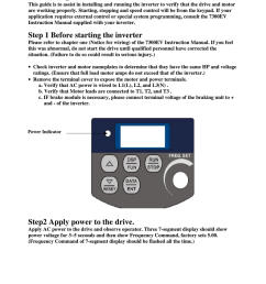 westinghouse ev inverter series instruction manual manualzz com on white westinghouse dryer diagram  [ 791 x 1024 Pixel ]