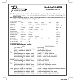 audiovox aps 510 installation manual [ 791 x 1024 Pixel ]
