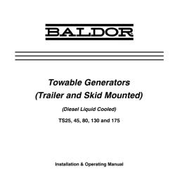 baldor ts80 owner s manual [ 770 x 1024 Pixel ]