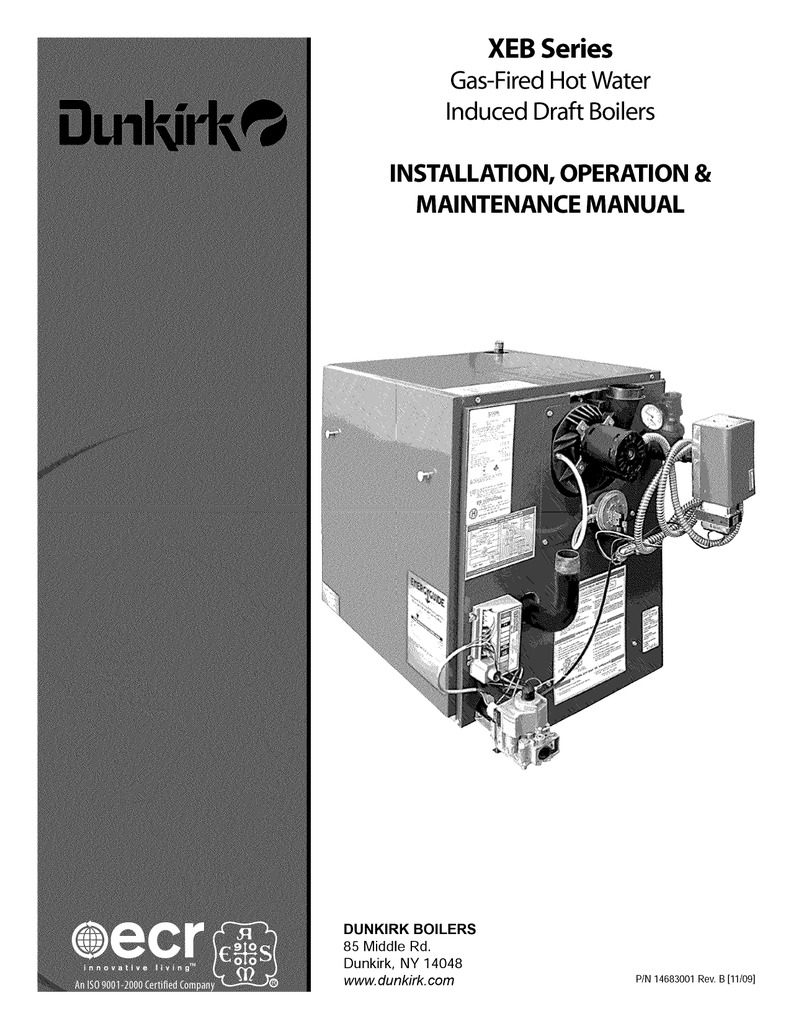 hight resolution of dunkirk xeb 4 operating instructions