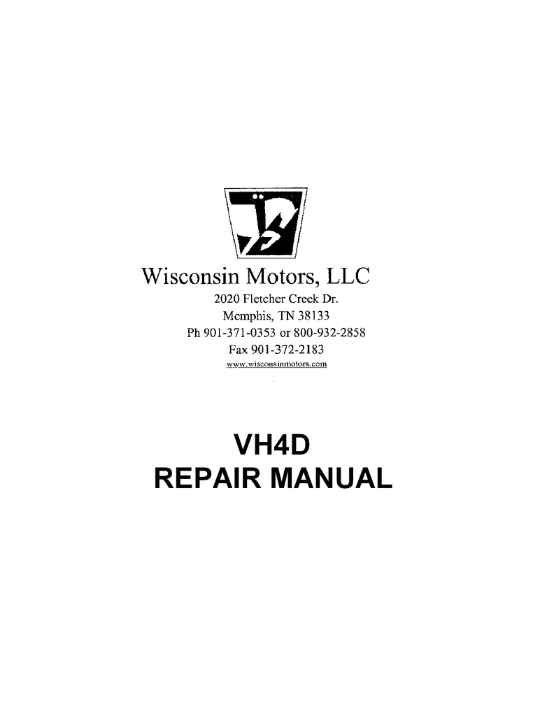 Wisconsin Vg4d Wiring Diagram : 29 Wiring Diagram Images